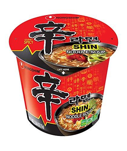 Nongshim Shin Spicy Gourmet