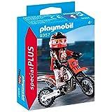 Playmobil - Pilote de Motocross - 9357
