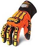 Ironclad KONG SDX2-04-L Original Oil & Gas Safety Impact Gloves, Large