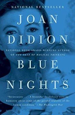 Paperback Blue Nights Book
