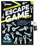 Escape Game Junior. 3 aventures (La malédiction de la momie / Qui a volé la Joconde ? /...