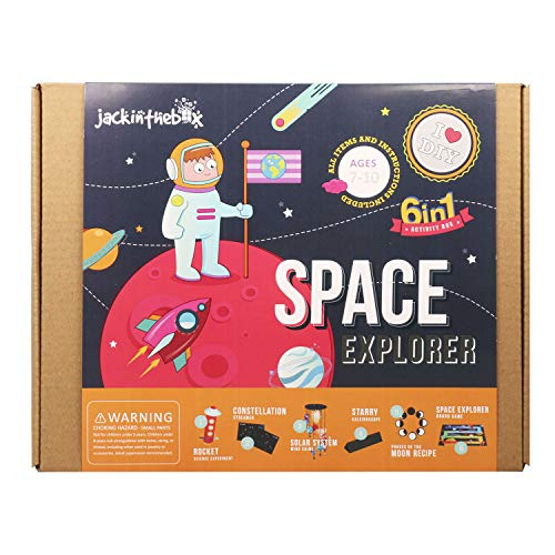 Space-Themed Arts and Crafts Toy