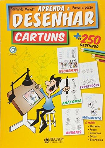 Aprenda a Desenhar Cartuns