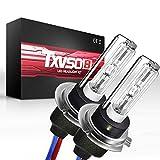 Sipobuy H7 55W HID ampoules de rechange phare ampoule xénon, base en...