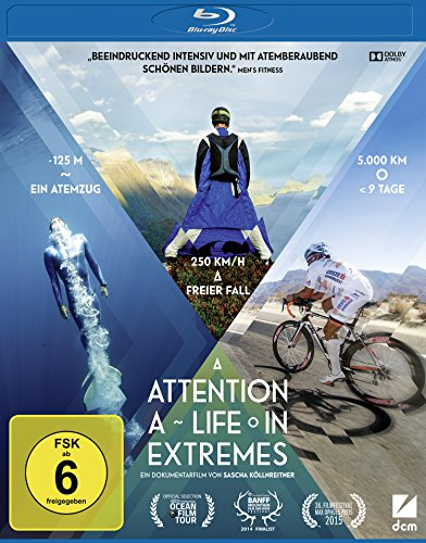 Attention - A Life in Extremes [Blu-ray]
