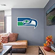 """Main product decal size is 51""""W x 28""""H Ideal for decorating any room in the home or office; safe for painted walls and other smooth surfaces! Just peel, stick and impress, it's that easy. No tape or tacks required. Fathead offers a thick high-grade v..."""