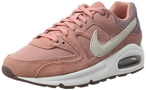 Nike Wmns Air MAX Command, Zapatillas Mujer, (Rosa), 38 EU