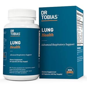 Dr Tobias Lung Health - Lung Cleanse & Detox for Respiratory Support (60 Count) 13 - My Weight Loss Today