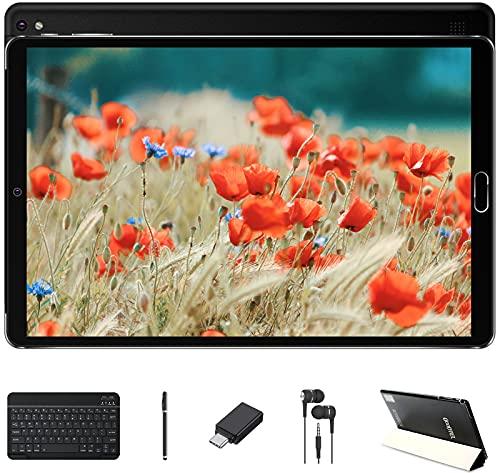 GOODTEL Tablet 10 Pulgadas Android 10 4GB RAM + 64GB ROM |...