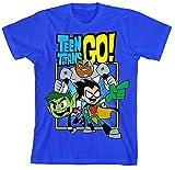 Youth Teen Titans Go Boy's T-Shirt