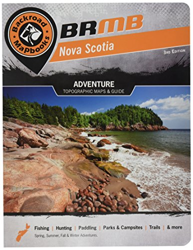 Nova Scotia Backroads Mapbook
