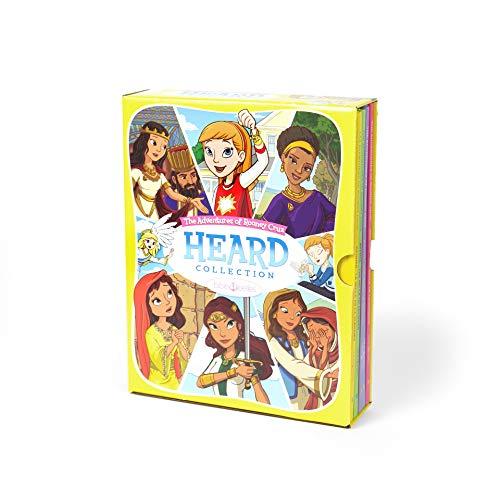 Bible Belles Christian Children's Book Set, The Adventures...