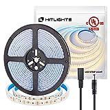 HitLights Impermeable llevó la luz de tira, de alta densidad de 3528-16,4 pies,...
