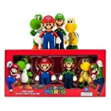 Super Mario Grand 4 Figurine De Collection Paquet