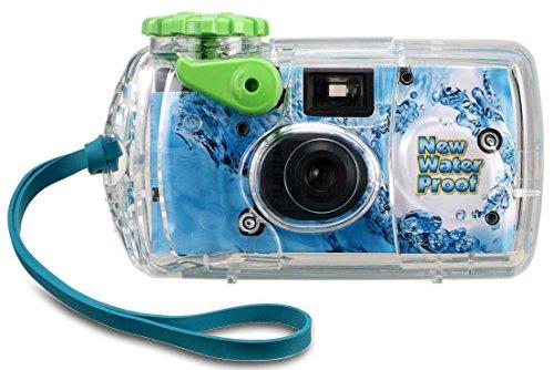 FUJIFILM レンズ付フイルム フジカラー 写ルンです 防水タイプ 27枚撮り LF N-WP3 27SH 1