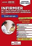 Concours Infirmier de l'Éducation nationale et de l'Enseignement supérieur -...