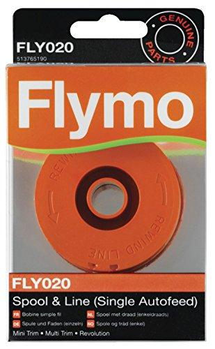 Flymo FLY020 - Testina di filo semplice per decespugliatore