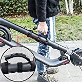 Sansee PoignéE de Transport Portable Main Sangles Ceinture Sangle Crochet Boucle pour Xiaomi M365-PièCes De ÉLectrique Scooter