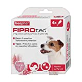 BEAPHAR - FIPROTEC 67 mg - Solution spot-on pour petits chiens (2-10 kg) – À...