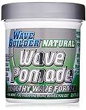 WaveBuilder Natural Wave Pomade | Healthy Hair & Scalp Formula Promotes Hair Waves, 3 Oz