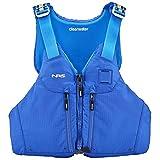NRS Clearwater Kayak Lifejacket (PFD)-Blue-XL/XXL