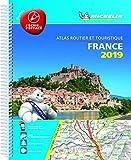 Atlas Routier et Touristique France Plastifié Michelin 2019