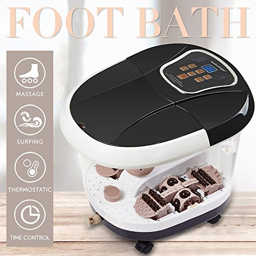 Natsukage All in One Luxurious Foot Spa Bath Massager...