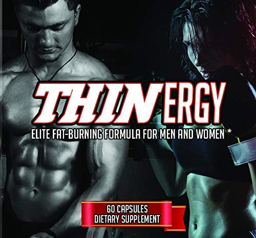 Thinergy Extreme Weight Loss System (180 Day Supply) Advanced Fat Burn & Diet Supplement 4