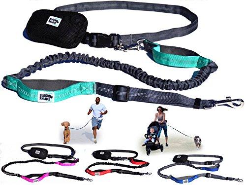 Black Rhino Hands Free Dog Collar