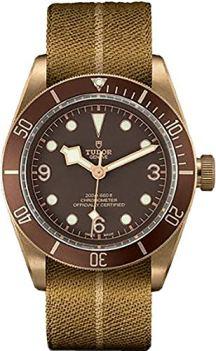 Tudor Heritage Black Bay Bronze Men's Watch M79250BM-0003