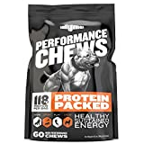 Bully Max Muscle Building Chews for Dogs. Builds Muscle, Adds Mass, Boosts Growth. Vet Approved for All Dog Breeds and Ages (Suitable Puppies and Adult Dogs)