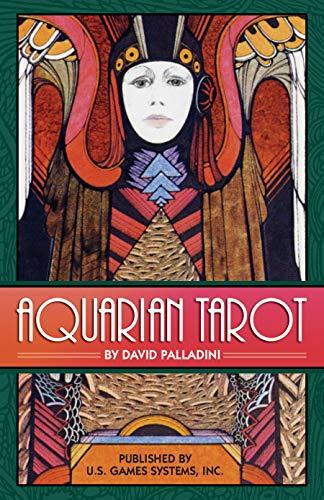 Aquarian Tarot Deck #15