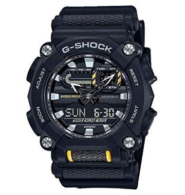 G-Shock GA900-1A Black One Size