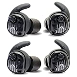 Walkers Silencer Hunting Shooting In Ear Protection Digital Ear Buds, 2 Pair