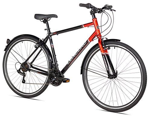Concord Men's SC700 Hybrid Bike, 19'/Large