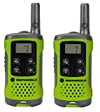Motorola TLKR T41 Set de 2 talkies walkies Vert