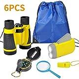 Kit per l'avventura con 6 accessori