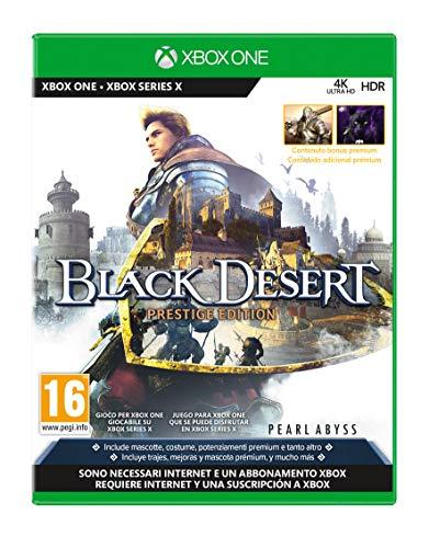 Videogioco Pearl Abyss Black Desert Prestige Edition