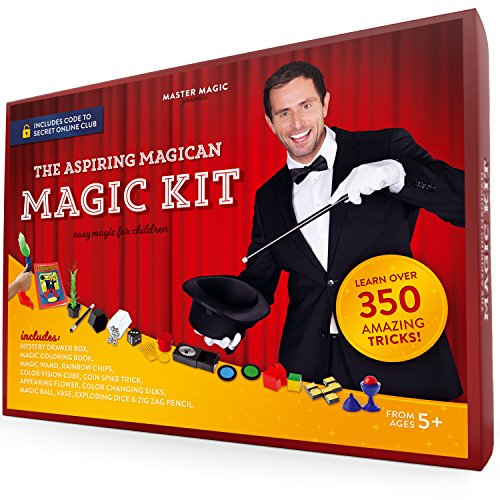 51Wm0YX9hXL - The 7 Best Magic Kits That Will Blow Your Toddlers' Minds Away