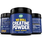 Raw Barrel's - Pure Creatine Monohydrate Powder - 500g Unflavored and Micronized - Includes Digital Ebook