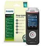 Philips Enregistreur Voicetracer audio avec logiciel dragon Speech...