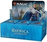 Magic: The Gathering Ravnica Allegiance Booster Box (36 Paquetes de Refuerzo)