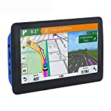 7 inch Car GPS, Navigation System Lifetime Map Updates Touch Screen Real Voice Direction Vehicle GPS Navigation for Cars
