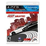 Need for Speed Most Wanted - Playstation 3 (Video Game)