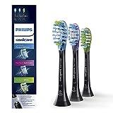 Philips Sonicare Replacement HX9073/33Original Premium Replacement Brush Heads for Smart Car–Black