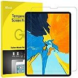 JEDirect iPad Pro 11インチ (2018新モデルのみ対応) 用液晶保護ガラスフィルム