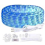 Blue LED Rope...image