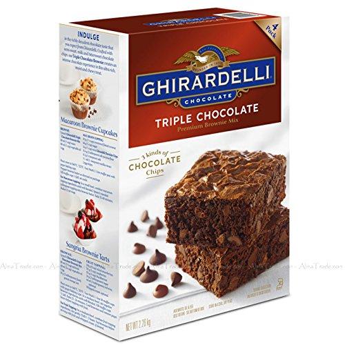 Preparado para tarta de Chocolate Triple Chocolate Brownie M