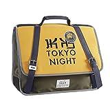 IKKS Backpacker in Tokyo Cartable, 38 cm, Citrus