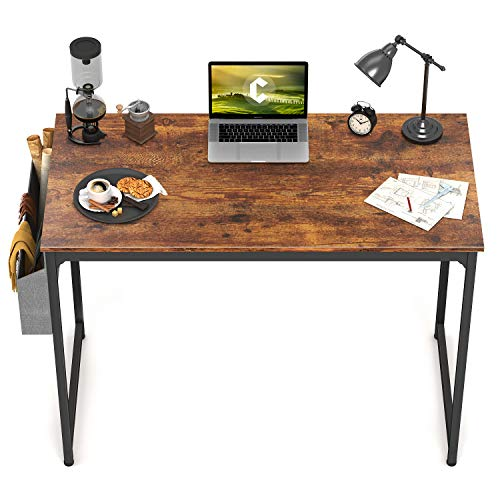 CubiCubi Study Computer Desk 40' Home Office Writing Small Desk,...